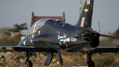 XX299 - British Aerospace Hawk T.1W - United Kingdom - Royal Air Force (RAF)