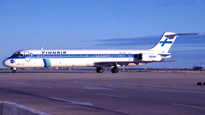 OH-LMG - McDonnell Douglas MD-83 - Finnair