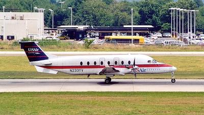 N233YV - Beech 1900D - USAir Express (Air Midwest)