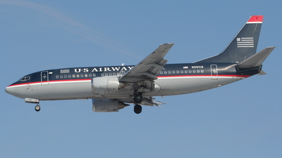 A picture of N591US -  - [] - © Gabriel Widyna