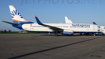 EI-DAY - Boeing 737-8AS - SunExpress