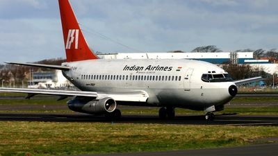 VT-EHH - Boeing 737-2A8(Adv) - Indian Airlines (Alliance Air)