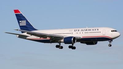 N645US - Boeing 767-201(ER) - US Airways