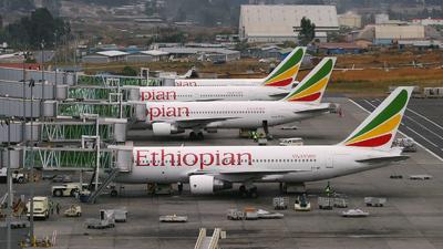 HAAB - Airport - Terminal
