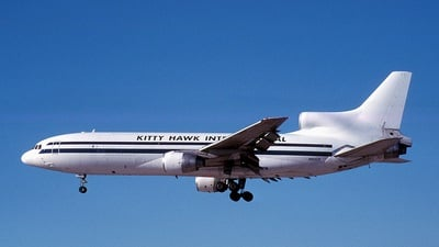N105CK - Lockheed L-1011-200(F) Tristar - Kitty Hawk International