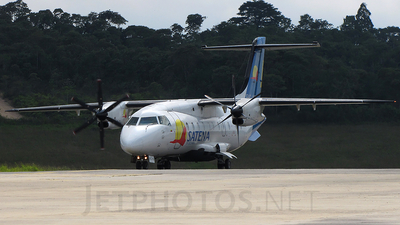 FAC1165 - Dornier Do-328-100 - Satena