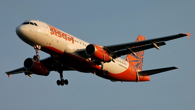 VT-ESB - Airbus A320-231 - Indian Airlines