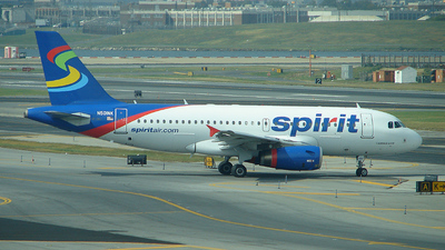 N501NK - Airbus A319-132 - Spirit Airlines
