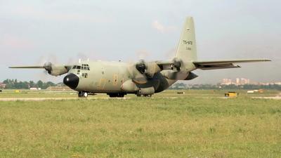 Z21012 - Lockheed C-130H Hercules - Tunisia - Air Force