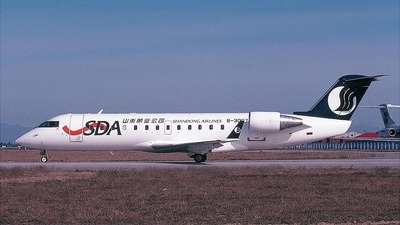 B-3007 - Bombardier CRJ-200ER - Shandong Airlines