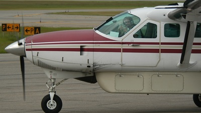 - Cessna 208B Grand Caravan - Private