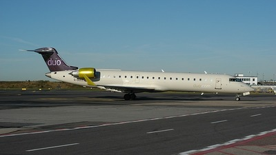 G-DUOC - Bombardier CRJ-701 - Duo Airways