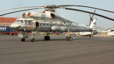 RA-04130 - Mil Mi-10K Harke - Skytech Helicopter Service