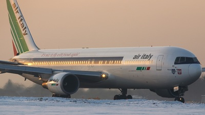 SP-LPC - Boeing 767-35D(ER) - Air Italy (LOT Polish Airlines)