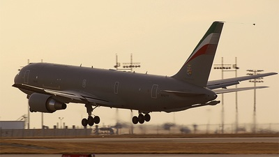 N767TT - Boeing KC-767A - Italy - Air Force
