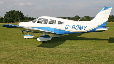 A picture of GBOMY - Piper PA28161 - [288216049] - © perry harris