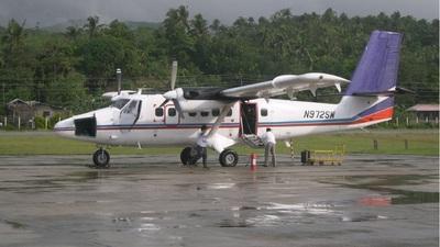 N972SW - De Havilland Canada DHC-6-300 Twin Otter - Corporate Air