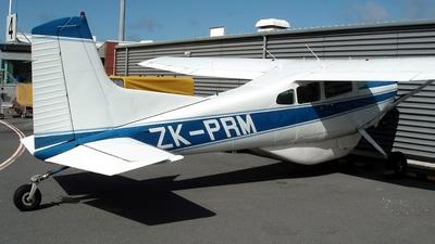 ZK-PRM - Cessna A185F Skywagon - Private