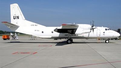 UR-ELI - Antonov AN-26 - United Nations (Air Urga)
