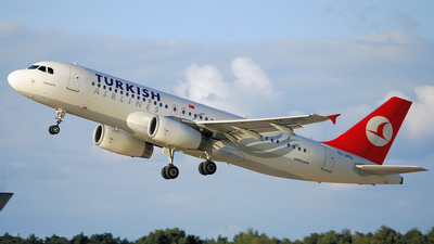TC-JPG - Airbus A320-232 - Turkish Airlines