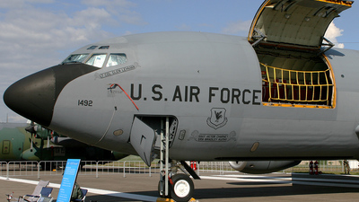 59-1492 - Boeing KC-135R Stratotanker - United States - US Air Force (USAF)