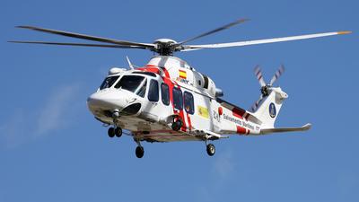 EC-KJT - Agusta-Westland AW-139 - Inaer