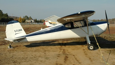 C-FJAR - Cessna 140 - Private