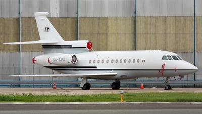 XA-SIM - Dassault Falcon 900B - Aerolíneas Mexicanas