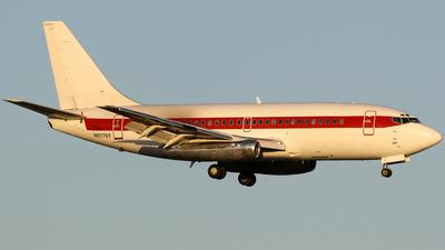 N5176Y - Boeing 737-253(Adv) - EG&G