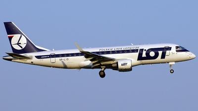 SP-LID - Embraer 170-200STD - LOT Polish Airlines