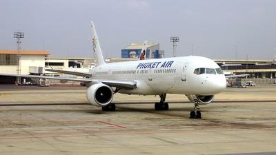 HS-KAA - Boeing 757-2Q8 - Phuket Air