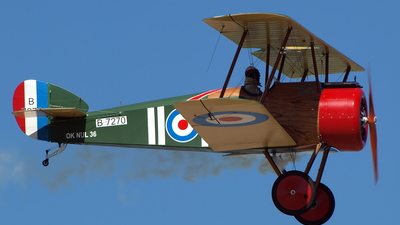 OK-NUL36 - Sopwith Camel F.1 - Private