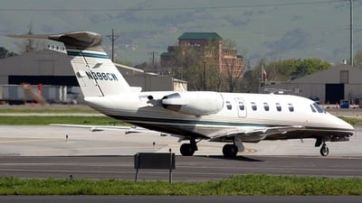 N398CW - Cessna 650 Citation III - Flight Options