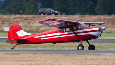 A picture of N2715C - Cessna 170B - [26259] - © Geoff Landes
