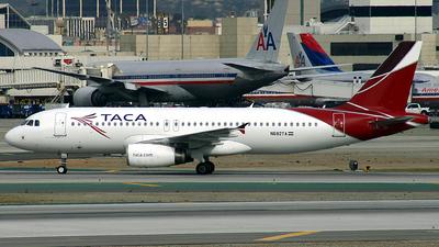 N682TA - Airbus A320-233 - TACA International Airlines