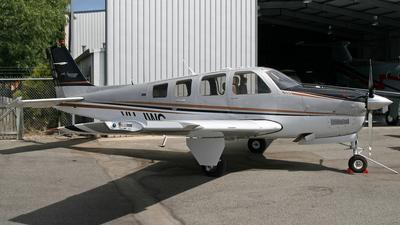 VH-JWG - Beechcraft G36 Bonanza - Private