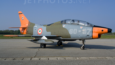 MM54397 - Fiat G91-T/1 - Italy - Air Force