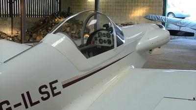 G-ILSE - Corby CJ1 Starlet - Private