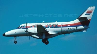 A picture of N476UE -  - [] - © Blend Qatipi