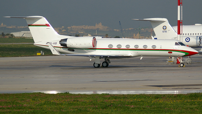 A4O-AB - Gulfstream G-IV - Oman - Royal Flight