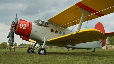 SP-GBK - PZL-Mielec An-2 - Private