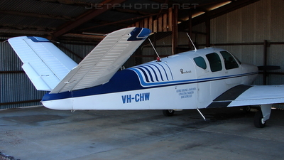 VH-CHW - Beechcraft M35 Bonanza - Private
