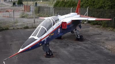 XW566 - Sepecat Jaguar B - United Kingdom - Royal Air Force (RAF)