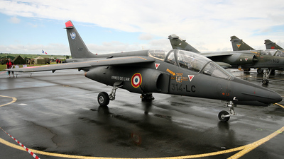 E87 - Dassault-Breguet-Dornier Alpha Jet E - France - Air Force