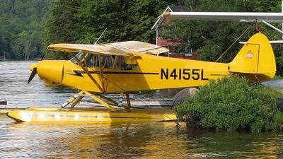 A picture of N4155L - Piper PA18150 Super Cub - [1809059] - © Skily