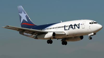 CC-CQQ - Boeing 737-230(Adv) - LAN Airlines