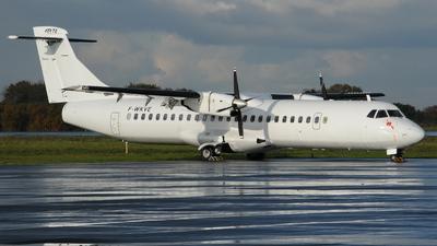 A picture of FWKVE - ATR 72600 - [] - © Romain Salerno / Aeronantes Spotters