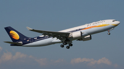 F-WWKE - Airbus A330-202 - Jet Airways