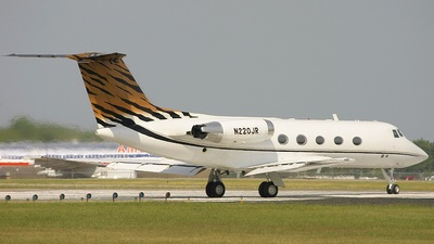 A picture of N220JR -  - [] - © Ralph Duenas - Jetwash Images