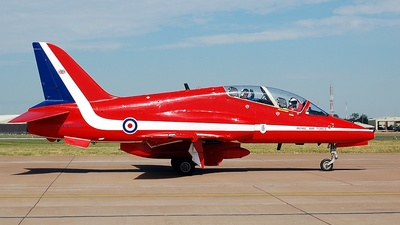 XX179 - British Aerospace Hawk T.1W - United Kingdom - Royal Air Force (RAF)